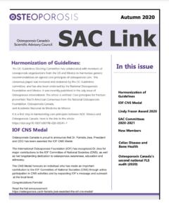 SAC Link Autumn 2020