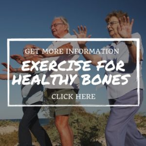 Osteoporosis Exercise for Healthy Bones