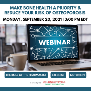 Make Bone Health a Priority and Reduce Risk of OP