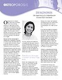 Osteoporosis Diagnosis